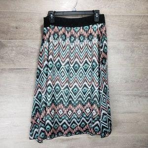 LuLaRoe Skirt NWOT